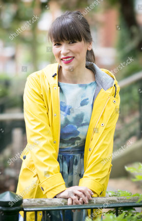 Stock Photo of Rachel Khoo