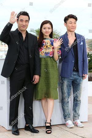 Ko Ah-Sung, Sung-Woo Ae and Hong-Won Chan