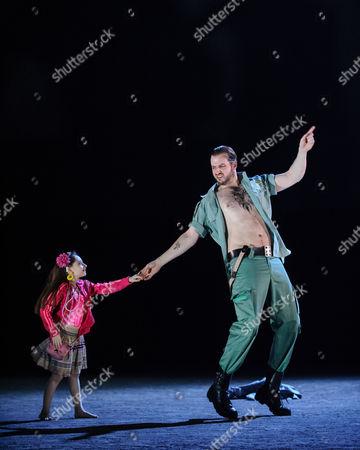 Editorial image of English National Opera presents 'Carmen' at the Coliseum, London, Britain - 18 May 2015