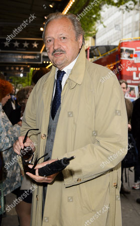 Stock Photo of Peter Bowles