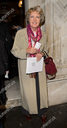 Stock Image of Penelope Keith
