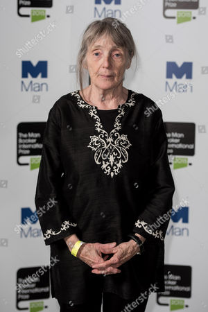 Editorial image of Man Booker Prize, London, Britain - 19 May 2015