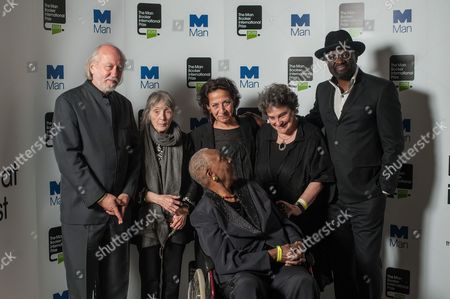 Editorial picture of Man Booker Prize, London, Britain - 19 May 2015