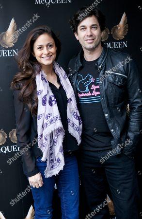 Nathalia Chubin & Adam Garcia