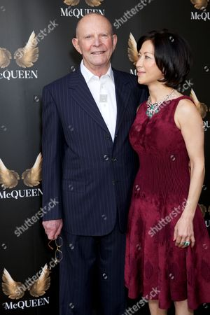 Editorial photo of Press night for McQueen at St. James Theatre, London, Britain - 19 May 2015