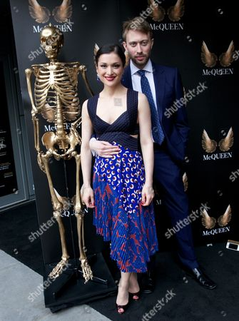 Editorial picture of Press night for McQueen at St. James Theatre, London, Britain - 19 May 2015