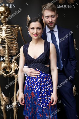 Stock Picture of Daphne Alexander & James Phillips (Writer)