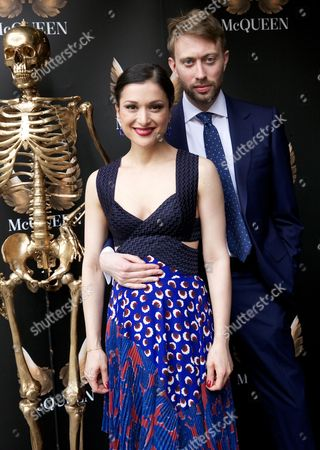 Editorial image of Press night for McQueen at St. James Theatre, London, Britain - 19 May 2015