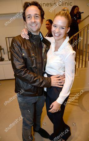 Matt and Marissa Hermer
