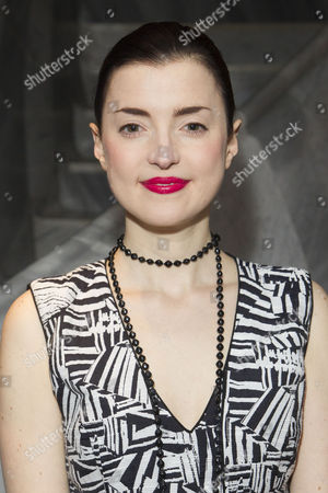 Laura Rees (Arabella) attends the after party for press night at St James Theatre