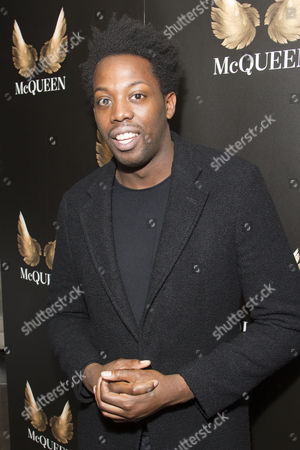Adrien Sauvage attends the after party for press night at St James Theatre