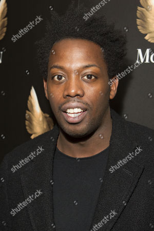 Stock Image of Adrien Sauvage attends the after party for press night at St James Theatre