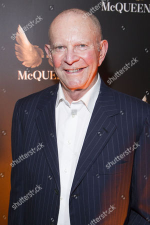 Stock Picture of Wilbur Smith attends the after party for press night at St James Theatre