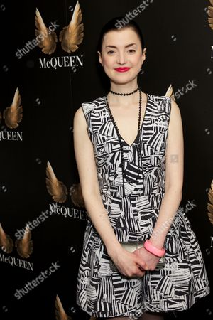 Editorial image of 'McQueen' play press night, St James Theatre, London, Britain - 19 May 2015