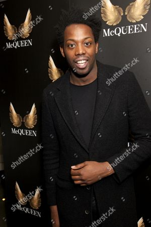 Editorial picture of 'McQueen' play press night, St James Theatre, London, Britain - 19 May 2015