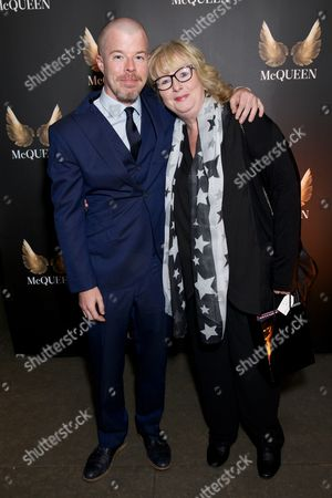John Caird & Kate Plantin (Casting Director)