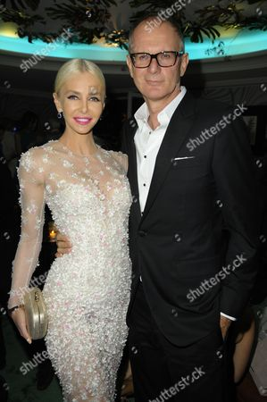 Amanda and Mark Daeche