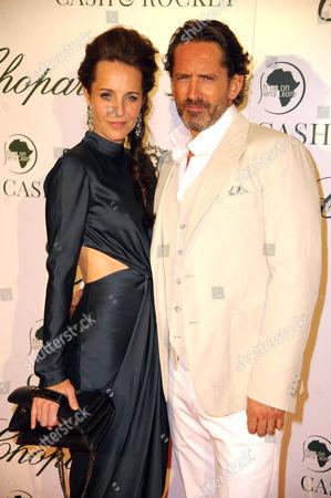 Julie Brangstrup and Mark Watts