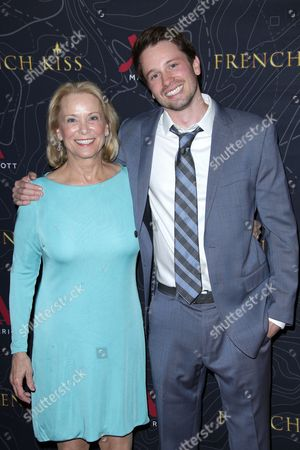 Tyler Ritter and Mother Nancy