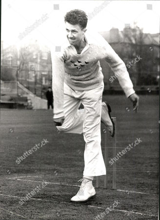 Cricketer Norman Ian Thomson Of Sussex C.c.c. Box 0559 080515 00326a.jpg.