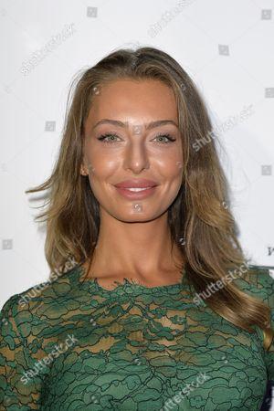 Stock Image of Alessia Tedeschi