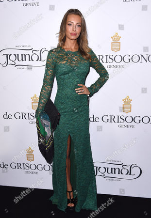 Editorial picture of De Grisogono Party, 68th Cannes Film Festival, France - 19 May 2015
