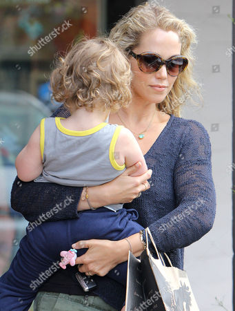 Elizabeth Berkley, Sky Cole Lauren