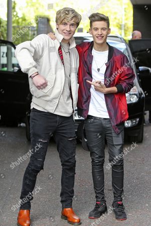 Only the Young - Mikey Bromley and Charlie George