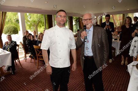 Alain Roux and Michel Roux