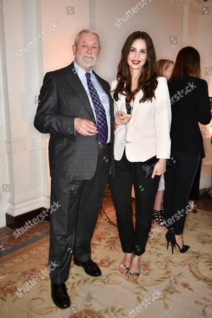 Colin McDowell and Heida Reed