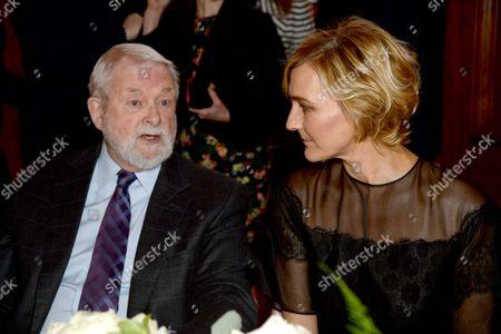 Colin McDowell and Nicola Gerber Maramotti