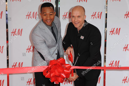 John Legend and Daniel Kulle