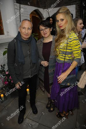 Lev Glazman and Alina Roytberg and Laura Bailey