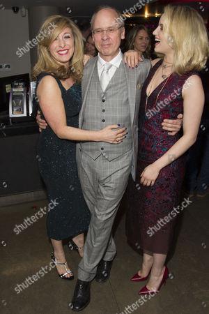 Editorial photo of 'McQueen' theatre press night, London, Britain - 20 May 2015