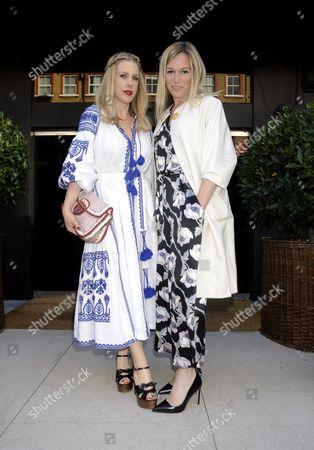 Fiona Leahy and Stephanie Merchant