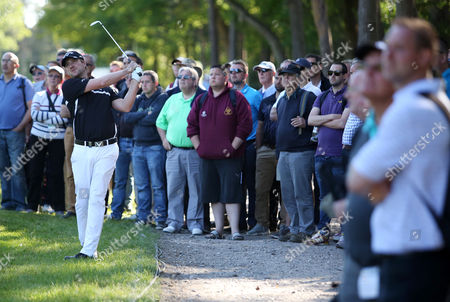 Editorial picture of BMW PGA Championship 2015 Day One Wentworth Golf Club, Wentworth Drive, Virginia Water, United Kingdom - 21 May 2015