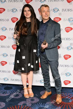 Natalie Holt and Martin Phipps