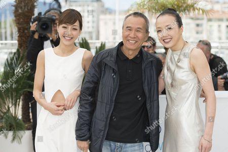 Nikki Hsin-Ying Hsieh, Hou Hsiao-Hsien and Sheu Fang-Yi