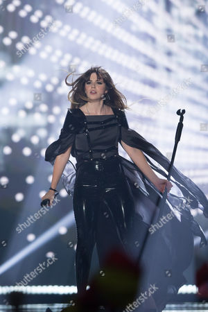 Editorial photo of Eurovision Song Contest, 2nd Semi-Final, Vienna, Austria - 21 May 2015