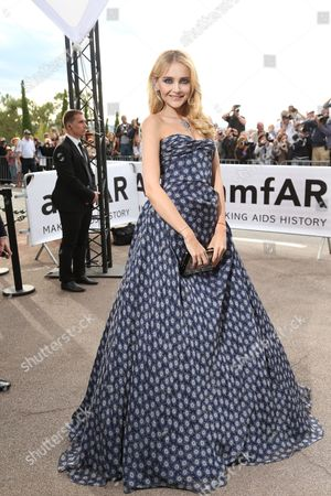 Editorial photo of amfAR's 22nd Cinema Against AIDS Gala, Cannes, France - 21 May 2015