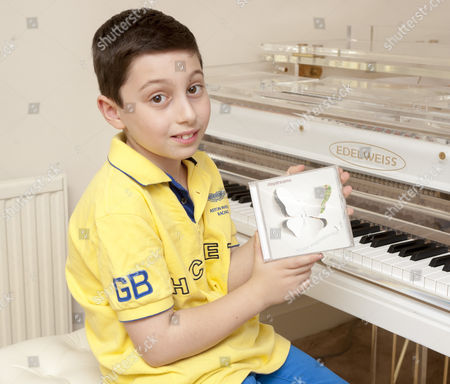 Ten Year Old Curtis Elton Who Has Been Rejected By Bgt Despite Receiving 4 'yes' Votes From The Judges With His Cd 'daydreams'. 04.5.14 Reporter Simon Cable.
