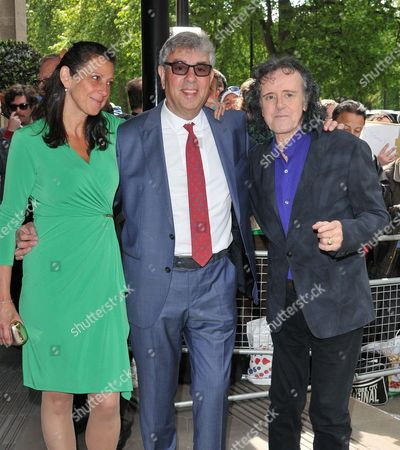Ariella Gouldman, Graham Gouldman & Donovan