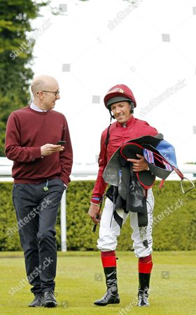 Frankie Dettori talks to Greg Wood of The Guardian after riding at Goodwood