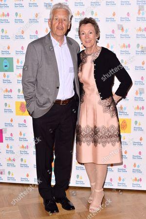 Nicholas Owen and wife Brenda