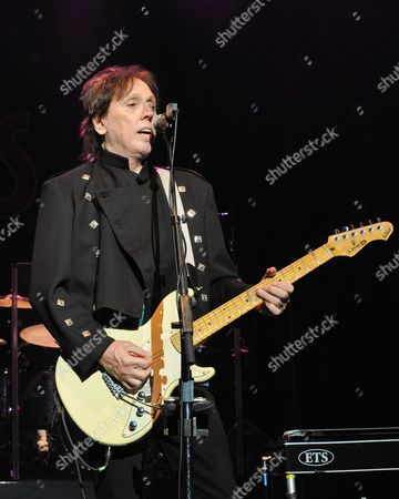 John McFee of The Doobie Brothers performs at the Majestic Theater on April 24, 2015 in San Antonio, Texas.