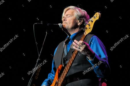 John Cowan of The Doobie Brothers performs at the Majestic Theater on April 24, 2015 in San Antonio, Texas.