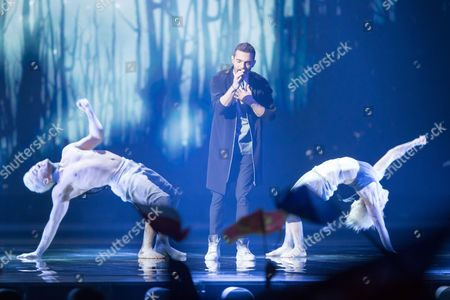 Editorial picture of Eurovision Song Contest Grand Final, Vienna, Austria - 23 May 2015