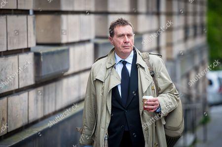 Ex News of the World royal editor Clive Goodman
