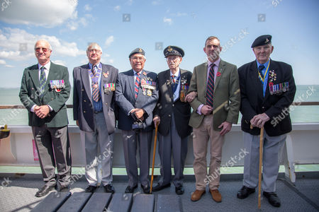 Editorial image of 75th anniversary of Dunkirk evacuation, Dover, Kent, Britain - 21 May 2015