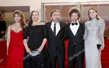 Nailea Norvind, Robin Bartlett, Tim Roth, Michel Franco, Sarah Sutherland